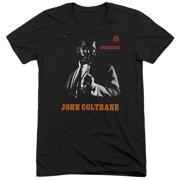 John Coltrane Coltrane Mens Tri-Blend Short Sleeve Shirt