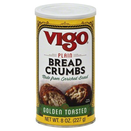 Vigo Importing Vigo  Bread Crumbs, 8 oz
