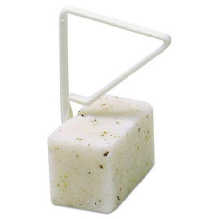Fresh Products Bowl Blocks - Fresh Products PP1235BBS 3.5 oz Parazyme Toilet Bowl Block, White
