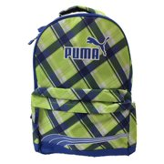 Archetype Canvas Plaid School Backpack Sport Travel Back Pack