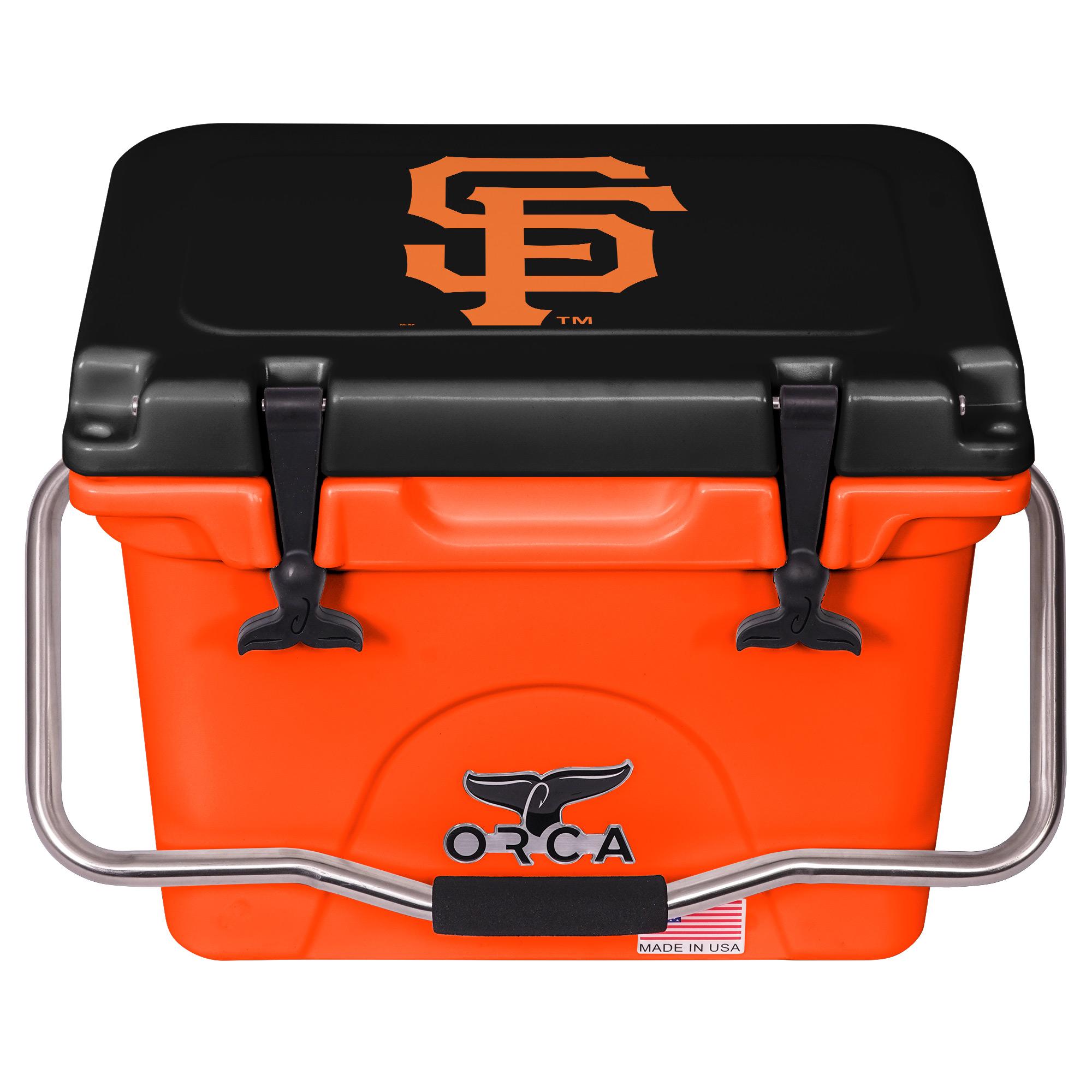 San Francisco Giants ORCA 20-Quart Hard-Sided Cooler - No Size