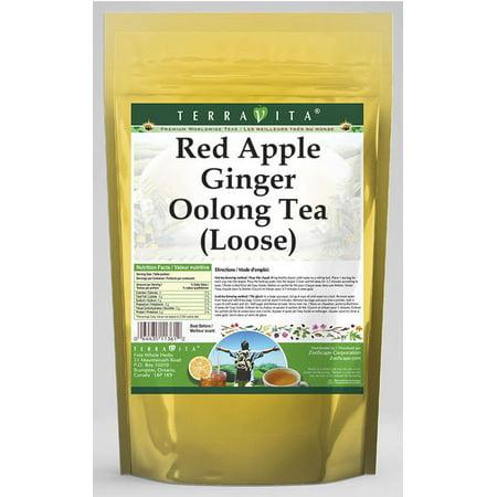 Red Apple Ginger Oolong Tea (Loose) (4 oz, ZIN: 541667)