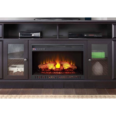 Whalen Barston Media Fireplace For Tv S Up To 70 Espresso