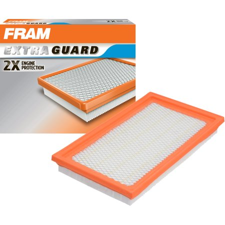 FRAM Extra Guard Air Filter, CA4309 (Best Car Air Filter Review)