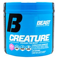 Beast Sports Nutrition Creature, Pink Lemonade, 30- 5g Scoops