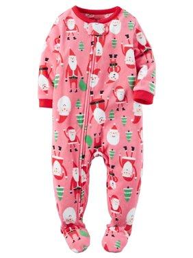 0ca53aa90d25 Carter s Toddler Girls Pajama Sets - Walmart.com