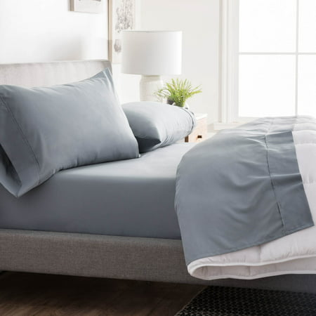 Brookside Microfiber Sheet Set- Soft and Wrinkle Free- Multiple Colors