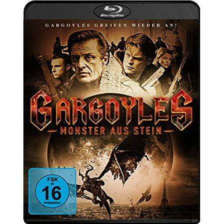Reign of the Gargoyles (2007) [ Blu-Ray, Reg.A/B/C Import - Germany ] (Gargoyles Dvd)