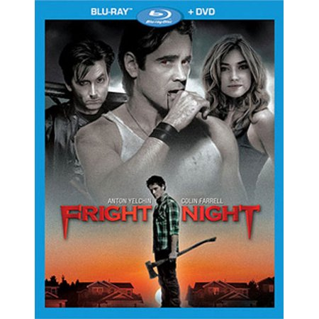 Halloween Fright Night Poem (Fright Night (Blu-ray))
