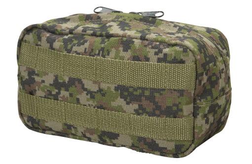 BT Paintball Tactical Zipper Pouch Woodland Digi Camo by