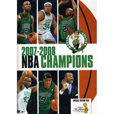 Boston Celtics Nba Champions (Boston Celtics: 2007-2008 NBA Champions (DVD))