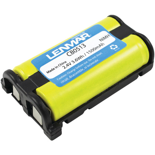 Lenmar CB0513 Panasonic P-P513 Replacement Battery