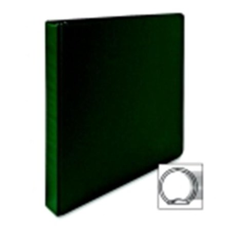sparco 3 ring binder 1 in capacity 11 in x8 5 in green walmart com