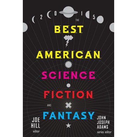 The Best American Science Fiction and Fantasy