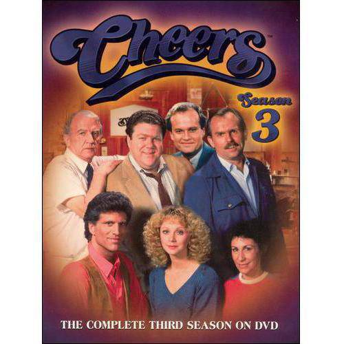 Cheers: The Complete Third Season (Full Frame)