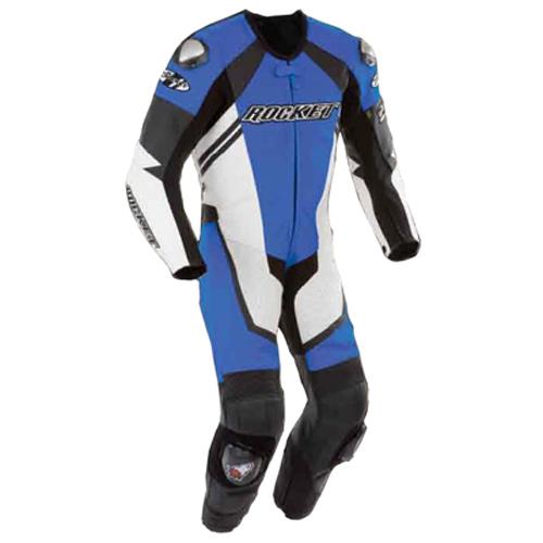 Joe Rocket Speedmaster 6.0 1-pc Suit Blue