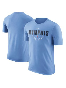 check out 32fac e0096 Product Image Memphis Grizzlies Nike Practice Performance T-Shirt - Blue
