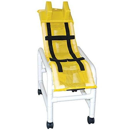 Mjm International 191 Mc Reclining Bath   Shower Chair Medium