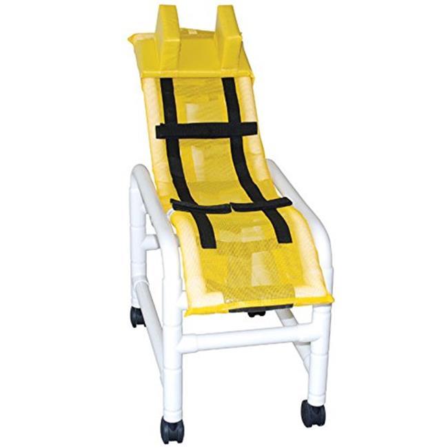 MJM International 191-MC Reclining bath & Shower chair Medium