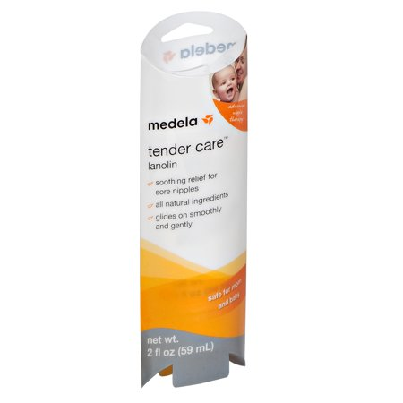 Medela Tender Care Lanolin - 2oz Tube