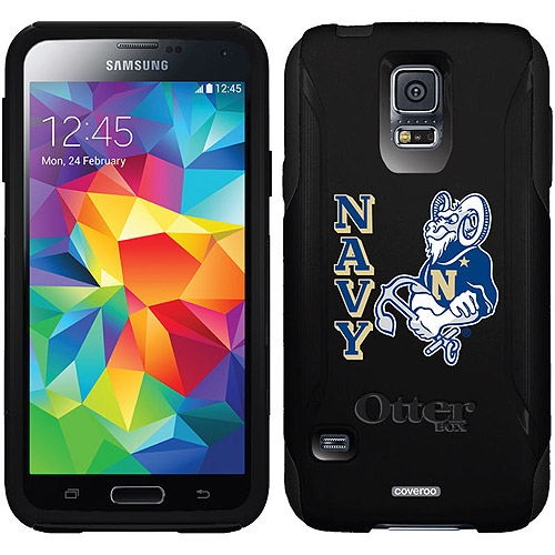 US Naval Academy Navy Design on OtterBox Commuter Series Case for Samsung Galaxy S5