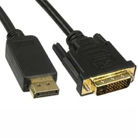 4044 3Ft Display Port Male to DVI Male Cable (Display Electronic)