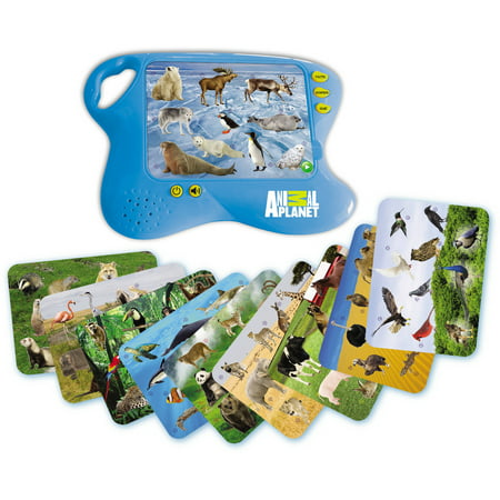 Smart Play Animal Planet Animals of the World Learning Pad