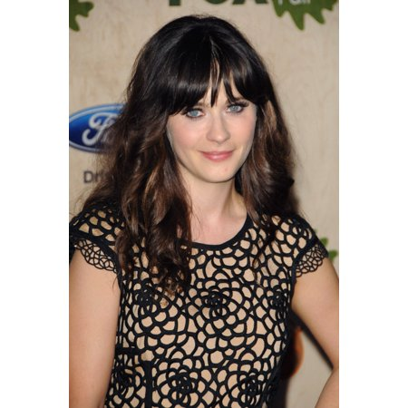 Zooey Deschanel At Arrivals For Fox Fall Eco-Casino Party The Bookbindery Culver City Ca September 12 2011 Photo By Dee CerconeEverett Collection - Party City Vista Ca