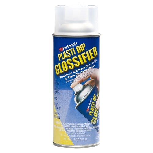Plasti Dip Spray Glossifier, Clear, 11212-6