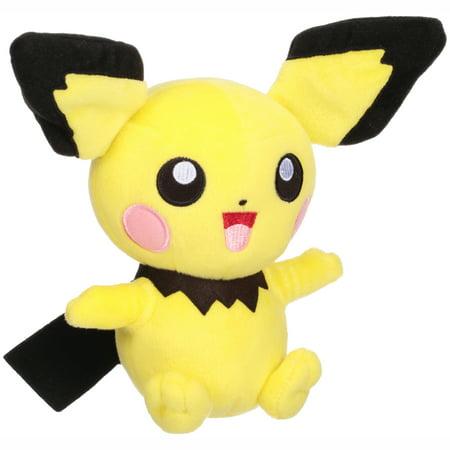 Tomy® Pokemon™ Pichu Stuffed