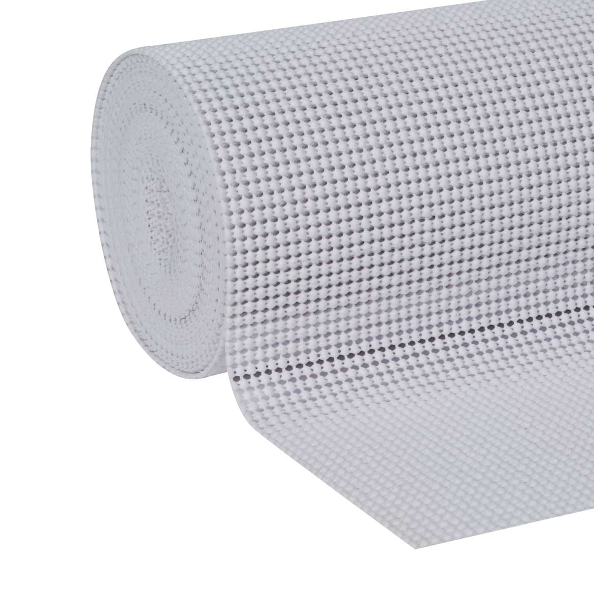 Duck Brand Select Grip Easy Liner Brand Shelf Liner - White, 20 in. x 24 ft.