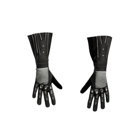 G.I. Joe Retaliation Snake Eyes Deluxe Gloves Child Halloween Accessory (Snake Eyes Armor For Sale)