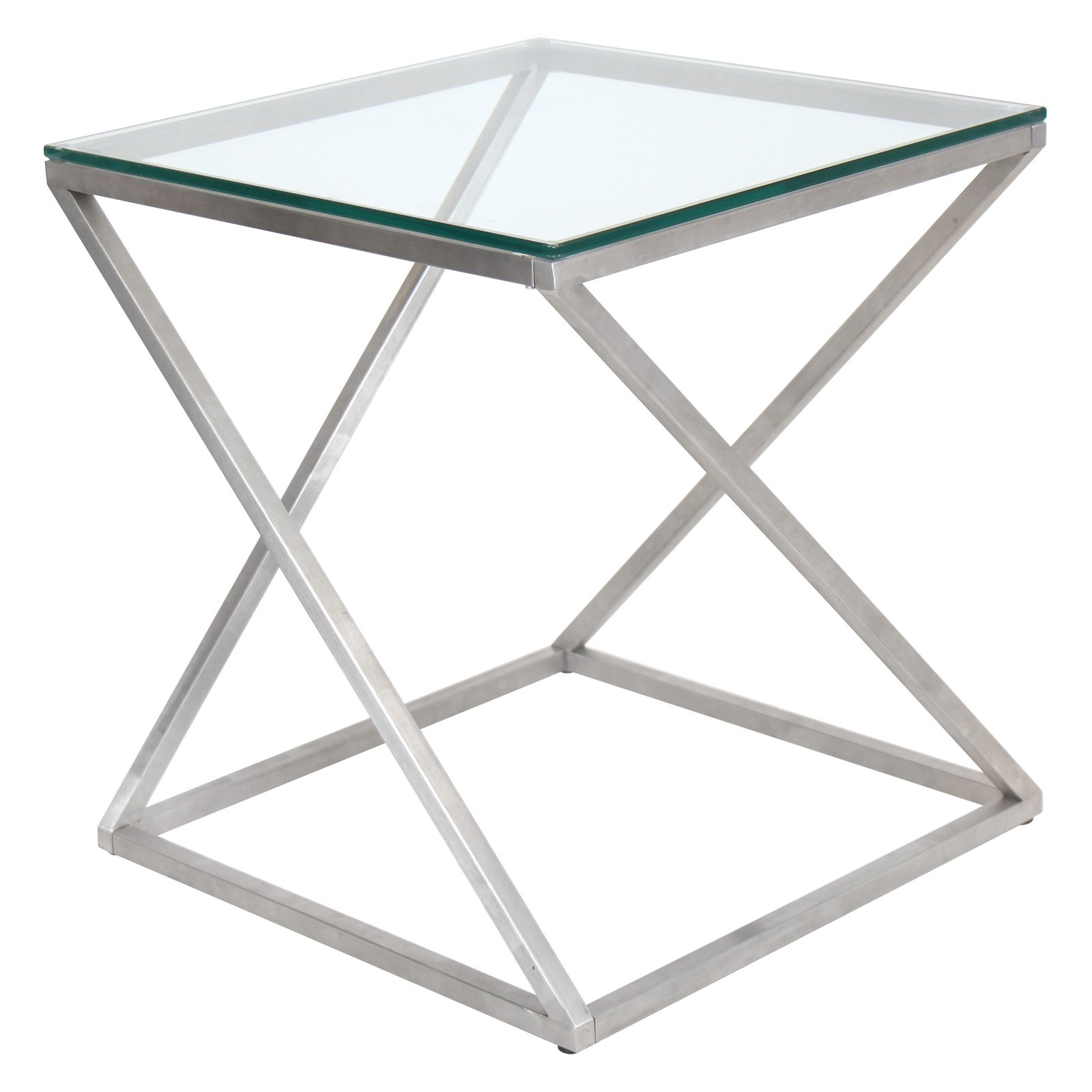 Lumisource 4Z Contemporary End Table by LumiSource, Inc