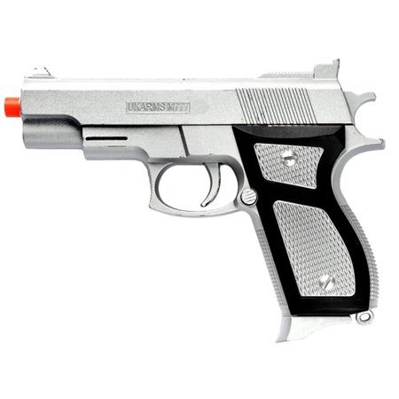 DARK OPS AIRSOFT SPRING PISTOL 1:1 SCALE TACTICAL AIRSOFT GUN -