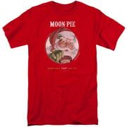 Moon Pie Snacks For Santa Mens Big And Tall Shirt