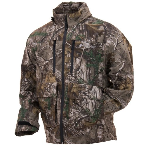 Pilot Frogg Guide Jacket, XX-Large, Realtree Xtra
