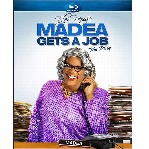 Tyler Perry's Madea Gets A Job: The Play (Blu-ray) (Widescreen)