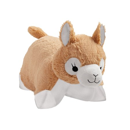 Pillow Pets Signature Lovable Llama Stuffed Animal Plush Toy Pillow Pet](Stuffed Animal Llama)