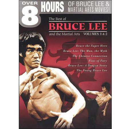 Best of Bruce Lee and the Martial Arts, Vol. 1 & 2 [2 (Bruce Lee Best Of)