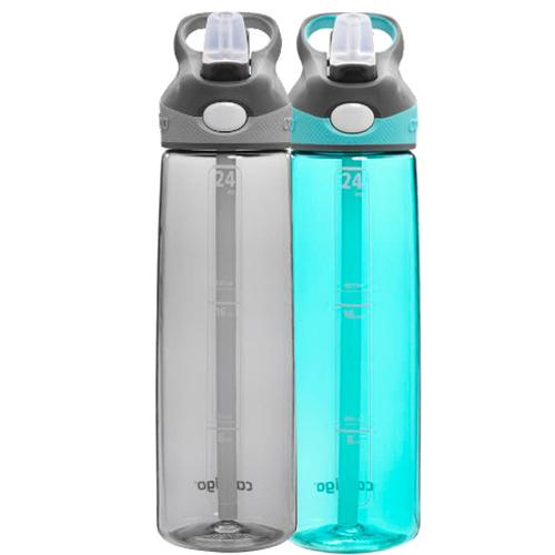 Contigo 24 oz Addison Autospout Water Bottle 2-Pack ...