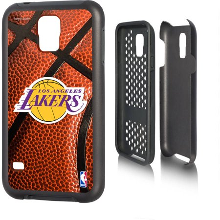 Los Angeles Lakers Basketball Design Samsung Galaxy S5 Rugged Case by Keyscaper by