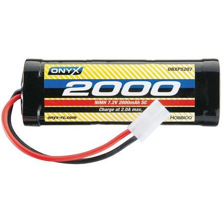 ONYX 7.2V 2000mAh NiMH Sub-C Stick: Standard Plug, ONXP5209