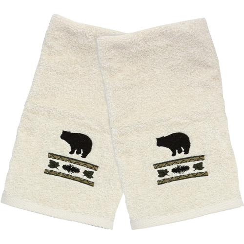 Bacova Guild Big Country 2-Piece Hand Towel Set