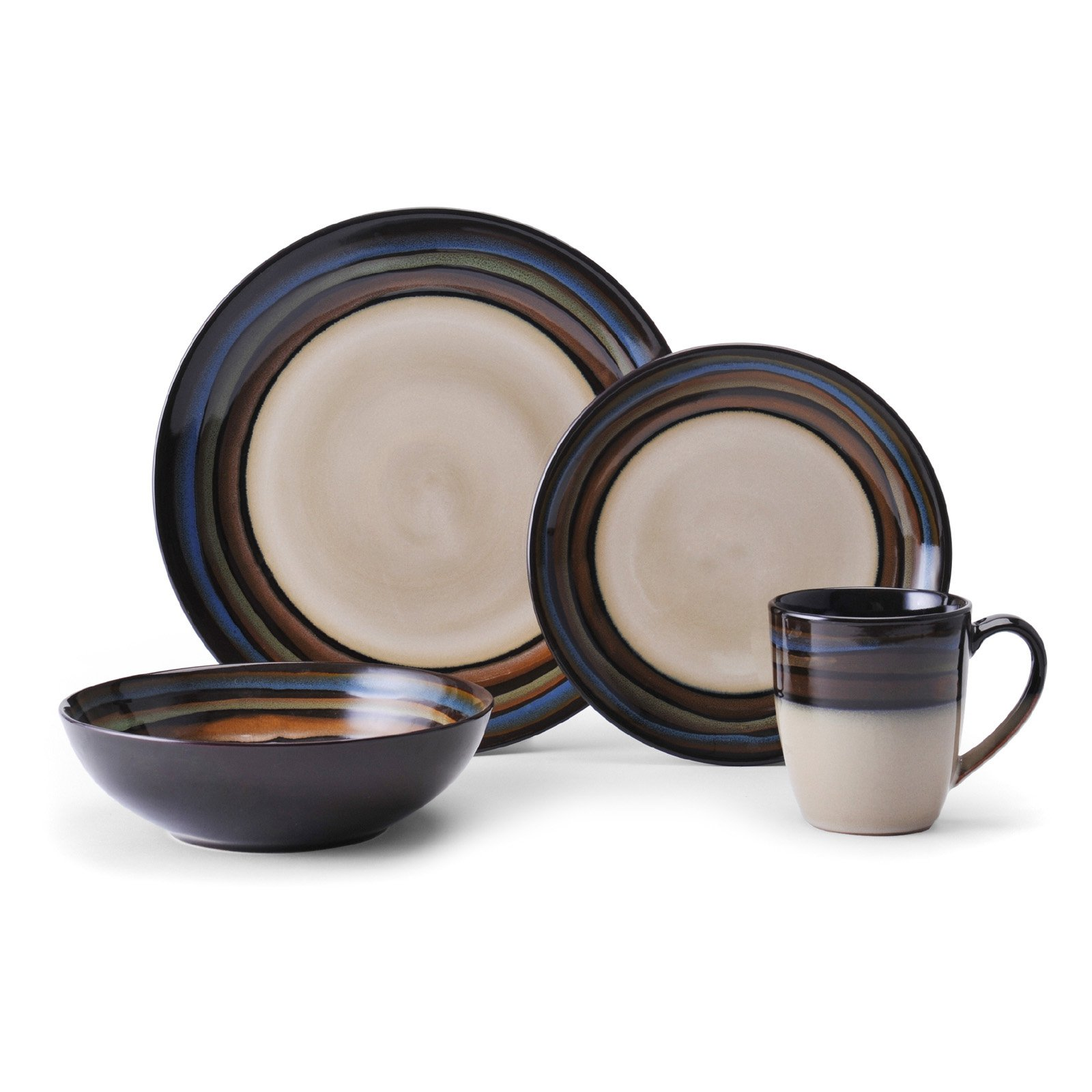 sc 1 st  Walmart : 16 piece dinnerware set cheap - pezcame.com