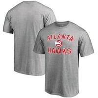 Atlanta Hawks Victory Arch T-Shirt - Ash