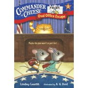 Commander in Cheese #2: Oval Office Escape - eBook