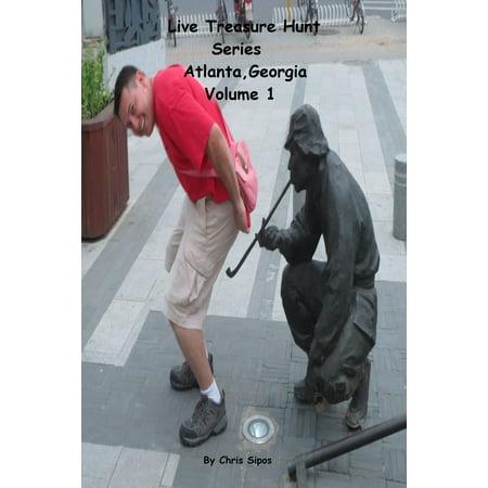 Live Treasure Hunt Series Atlanta, GA Volume 1 - (Avalon Atlanta Ga)