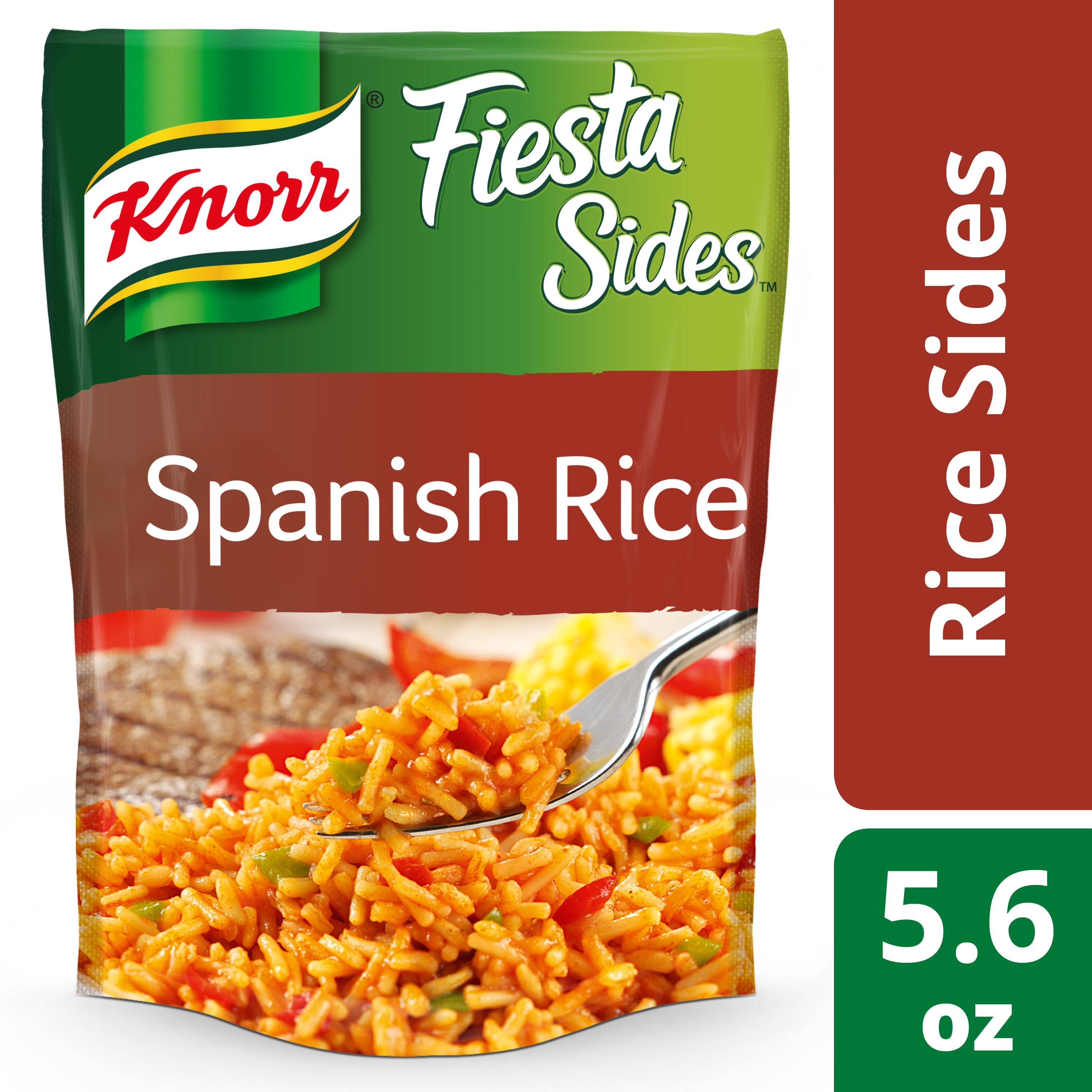 Knorr Fiesta Sides Spanish Rice, 5.6 oz by Unilever