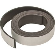 Master Magnetics 07053 Flexible Magnetic Tape, 30 in L X 1 in W X 0.06 in T