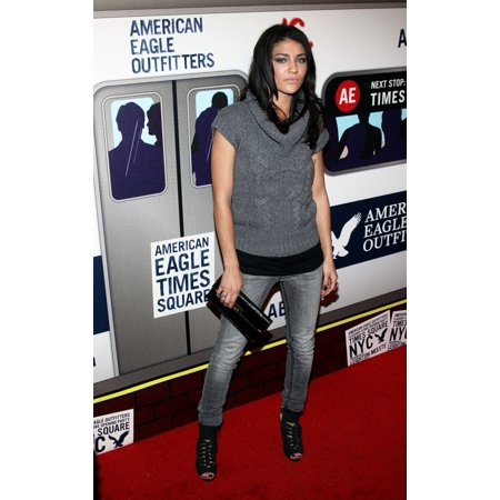 46th Street (Jessica Szohr At Arrivals For The American Eagle Outfitters Flagship Store Preview Party  Broadway And 46Th Street  New )